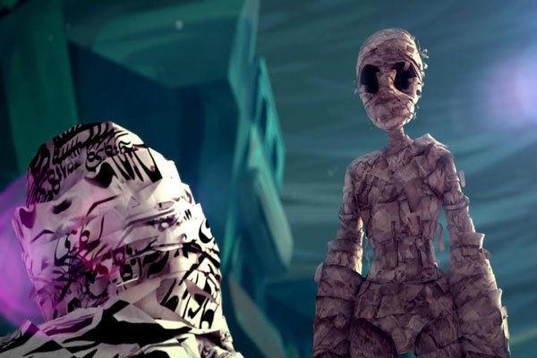 انیمیشن آلفابت از یک جشنواره آمریکایی جایزه گرفت