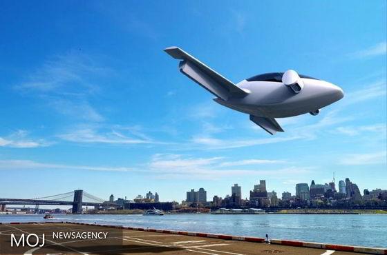 نخستین جت برقی جهان با قابلیت عمود پرواز تولید می شود