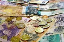 نرخ ۱۵ ارز افزایش یافت