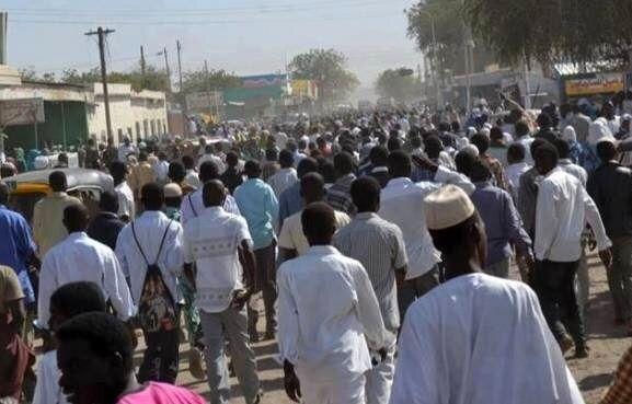 محاکمه 9 زن سودانی به علت مشارکت در تظاهرات
