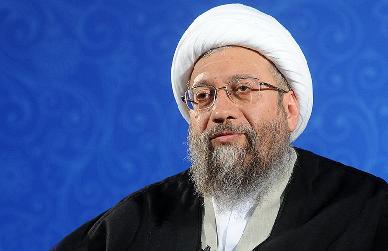 تجدید بیعت رئیس قوه قضائیه و دیگر مسوولان عالی دستگاه قضایی با آرمانهای  امام راحل