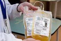 اهدای پنج هزار و هشتاد و شش واحد پلاسما توسط بیماران بهبودیافته