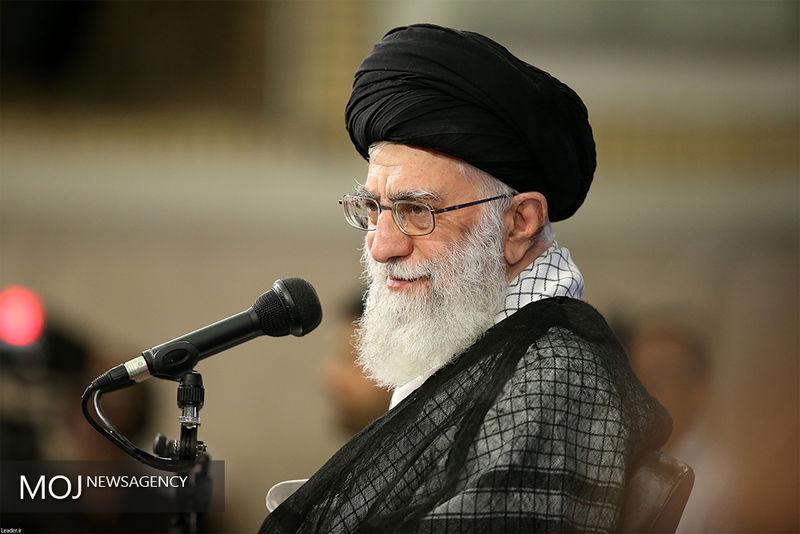 بیانات رهبر انقلاب درباره حادثه تروریستی امروز تهران