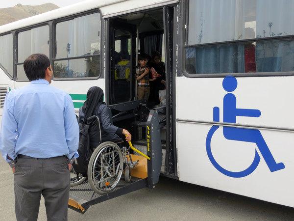 ورود 20 اتوبوس مناسبسازی شده برای معلولان به ناوگان شهری تا 3 ماه آینده