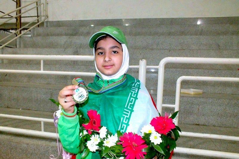 حفظ حجاب در میادین ورزشی آرامش را بهدنبال دارد