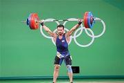 تائید تبدیل مدال برنز کیانوش رستمی به نقره در المپیک 2012 لندن