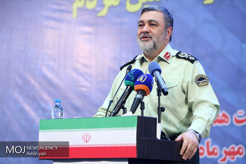 امداد رسانی در شهر تهران با کنترل ترافیک، سریع انجام می شود