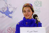 آرزوی شمیلا شیرزاد بر روی فرش قرمز جشنواره ونیز/نگاه جهان وطنی یک دختر مهاجر افغانستانی