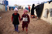 سرمای زمستان، جان 15 کودک آواره سوری را گرفت
