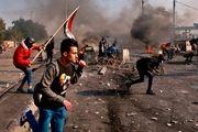 اعتراضات در بغداد 7 مجروح برجا گذاشت