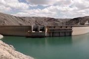 حجم سد زاینده رود به 511 میلیون مترمکعب رسید