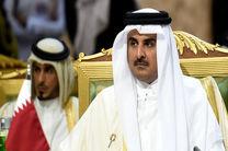 امیر قطر تا ساعاتی دیگر وارد تهران می شود