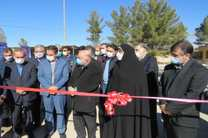 افتتاح بزرگترین نیروگاه خورشیدی در جنوب استان اصفهان