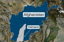 کشته شدن 11 پلیس در حمله فرد نفوذی طالبان در جنوب افغانستان