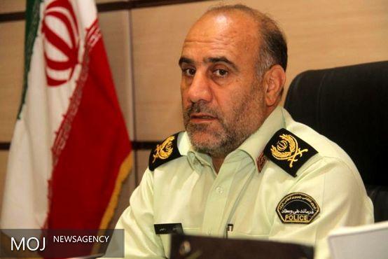 سارق مشهدی در زاهدان دستگیرشد