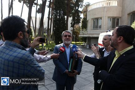 حاشیه جلسه هیات دولت - ۲۴ مهر ۱۳۹۸/ رحمانی فضلی