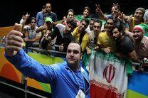 بازگشت تیم ملی وزنهبرداری به ایران با استقبال وزیر ورزش