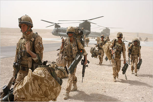 ناتو تا سال ۲۰۲۰ در افغانستان می ماند