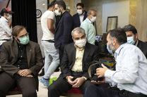 بازدید کدخدایی از مراحل ساخت مجموعه تلویزیونی دادستان
