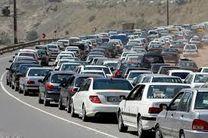 آخرین وضعیت ترافیکی جاده ها در 14 فروردین