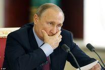 دستور پوتین برای خروج غیرنظامیان از غوطه شرقی