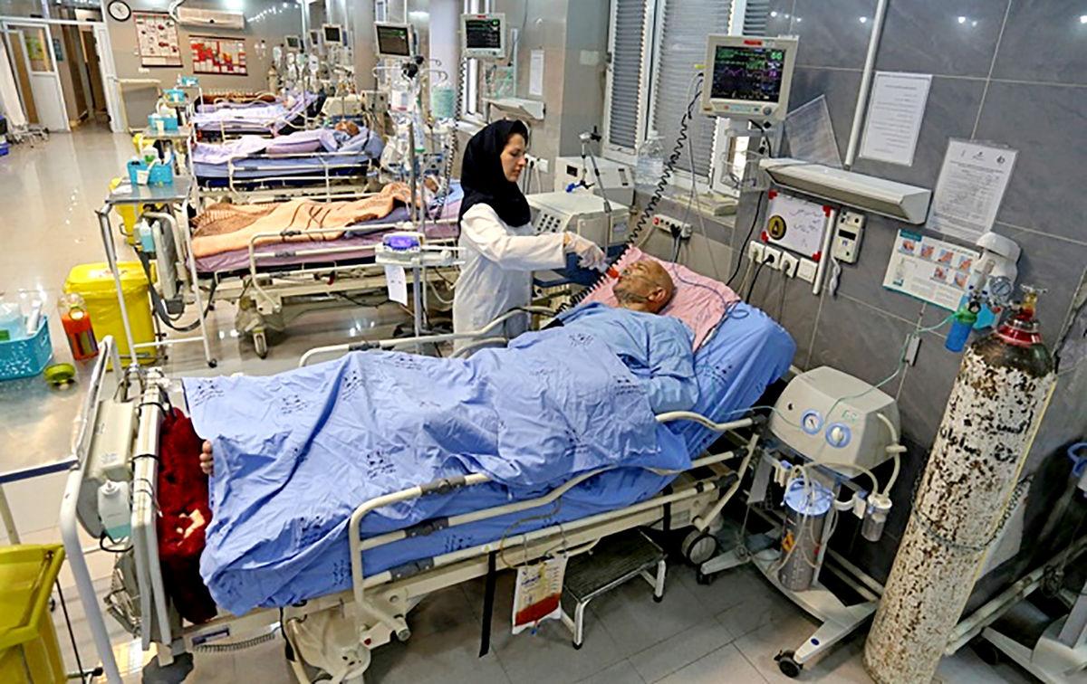 نیاز حداقل به ۱۰۰ تخت بر اساس افزایش ظرفیت بیمار در بخش مراقبتهای ویژه