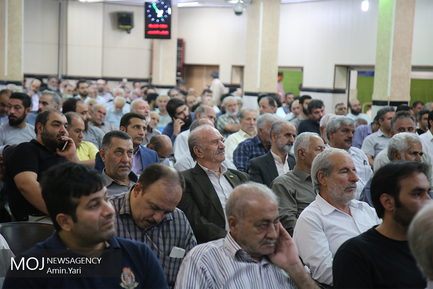گردهمایی بزرگ پیام آوران عاشورا