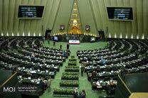 درگیری در مجلس پس از سخنان محمود صادقی