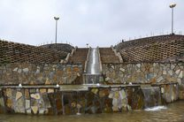 ۵ هزار مترمربع فضای سبز عمودی در بوستان شهید زینالدین ایجاد شد