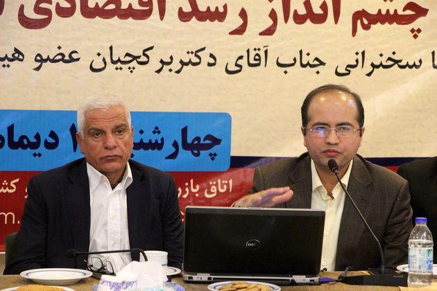 با رشد اقتصادی 3 درصد نمی توان اقتصاد ایران را به حرکت درآورد