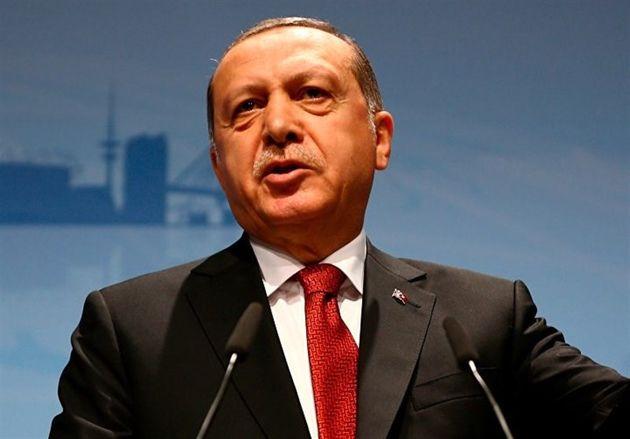 اردوغان: ما مسوول کاهش تنش با آلمان نیستیم