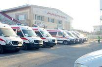 اورژانس استان گلستان بیش از 1700 ماموریت انجام داده است
