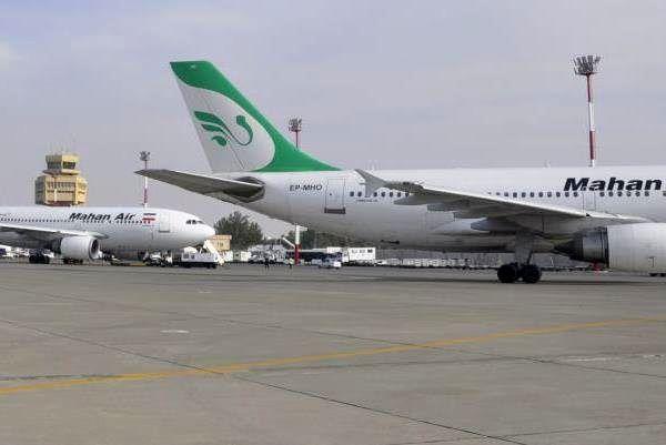 آغاز طرح توسعه پارکینگ هواپیمایی فرودگاه اصفهان