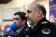 دستگیری ١٢ متخلف در حوزه ارز توسط پلیس تهران