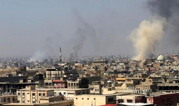 سخنگوی وزارت دفاع روسیه: ائتلاف آمریکا در عملیات موصل پنهانکاری میکند