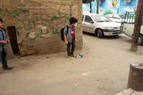پیش بینی مدیریت بحران خوزستان غلط از آب در آمد/دانش آموزان به صف!
