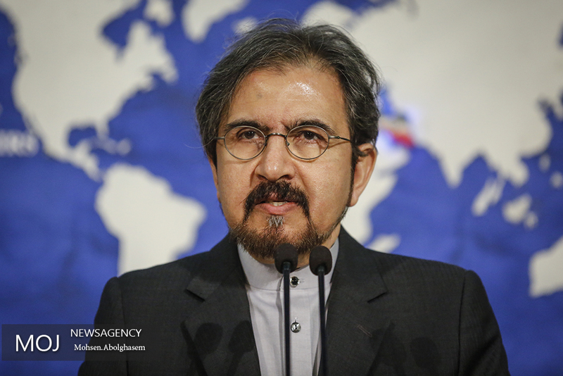 وزارت خارجه میانجیگری میان تهران و ریاض را تکذیب کرد
