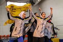 فینال مسابقات لیگ برتر ووشو بانوان