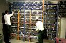 کشف ۱۱ دستگاه استخراج ارز دیجیتال، از یک قنادی در مشهد