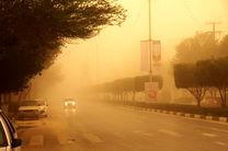 جدال باران و گرد و غبار در آسمان خوزستان