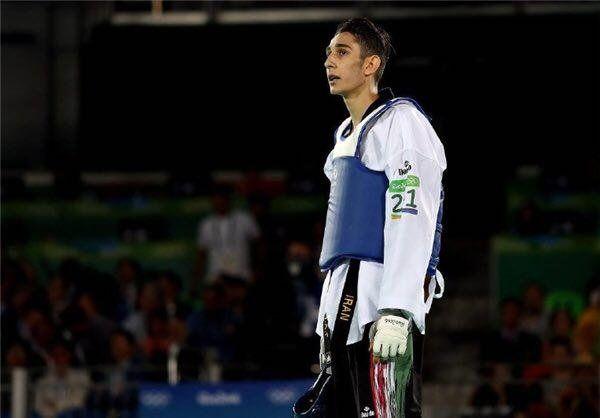 حذف عاشورزاده، حادثه بزرگ مسابقات جهانی تکواندو