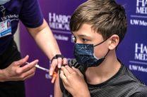 تزریق واکسن کرونا به کودکان ۱۲ ساله آغاز شد