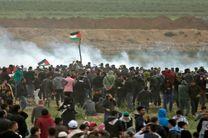 تظاهرات بازگشت، با یک شهید و ۳۰ زخمی برگزار شد