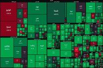 شاخص بورس در جریان معاملات امروز ۸ خرداد ۱۴۰۰/ شاخص به یک میلیون و ۱۳۹ هزار واحد رسید