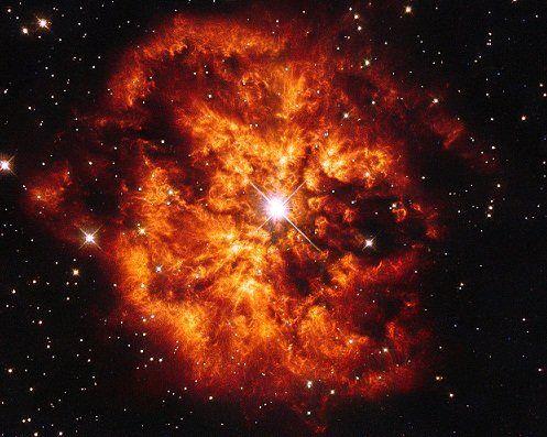 رصد یکی از سریعترین ستارگان هستی از سوی ناسا