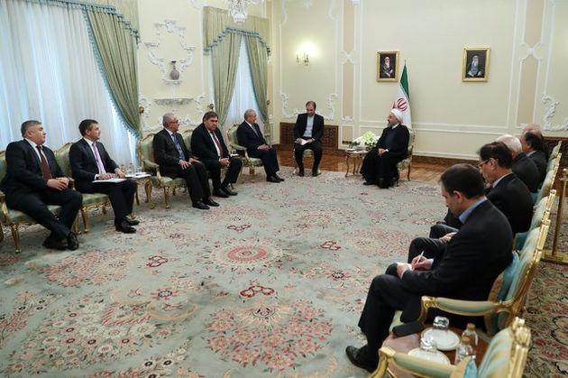 ما به ازبکستان به عنوان یک دولت دوست در گذشته و آینده تاریخ خود می نگریم