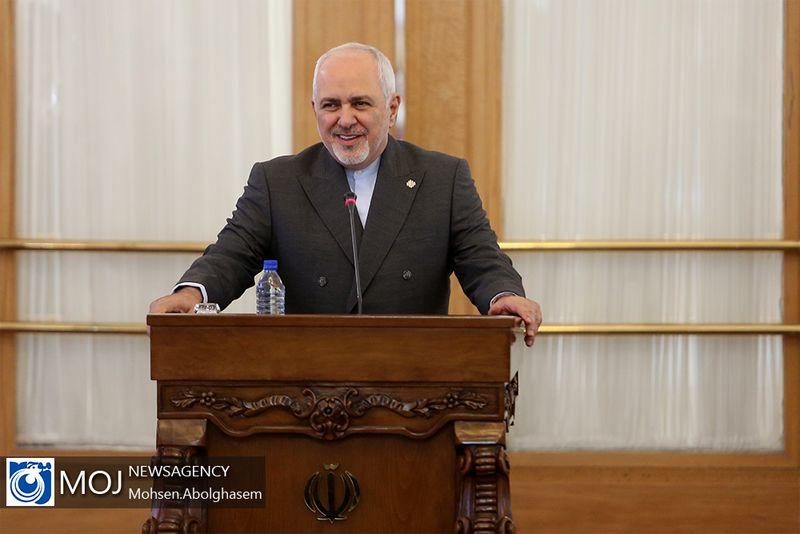 نخست وزیر اسبق سوئد به دیدار ظریف رفت