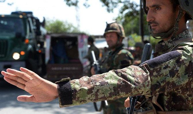 کشته شدن 7 پلیس افغانستان در حملات طالبان
