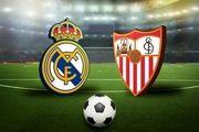 ساعت بازی رئال مادرید و سویا مشخص شد