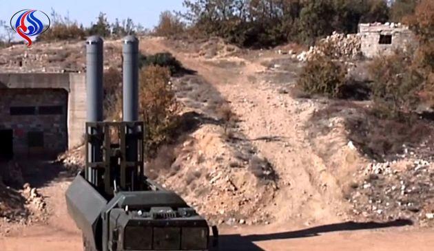 سوریه سامانه های موشکی ساحلی خود را آماده شلیک کرد